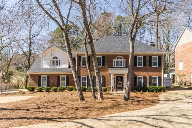 2131 Spindrift Court, Marietta, GA 30062 (MLS #6843649) :: Path & Post Real Estate