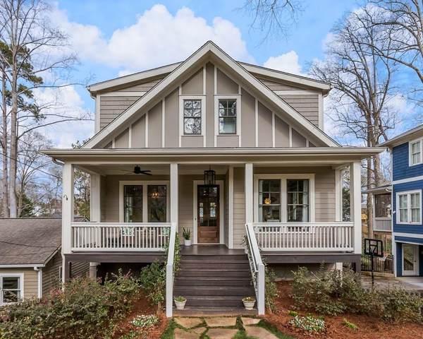 311 Hillcrest Avenue, Decatur, GA 30030 (MLS #6843651) :: 515 Life Real Estate Company