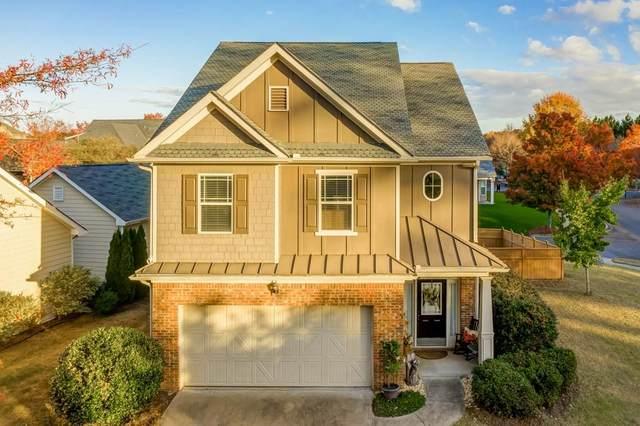 441 Argonne Terrace, Canton, GA 30115 (MLS #6843654) :: AlpharettaZen Expert Home Advisors