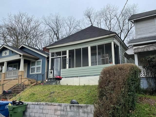 871 Sims Street SW, Atlanta, GA 30310 (MLS #6843687) :: Tonda Booker Real Estate Sales