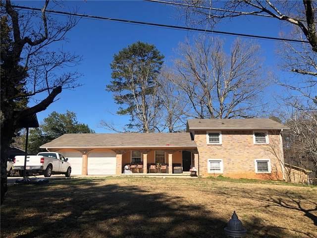 4050 Stoneview Circle, Stone Mountain, GA 30083 (MLS #6843708) :: North Atlanta Home Team