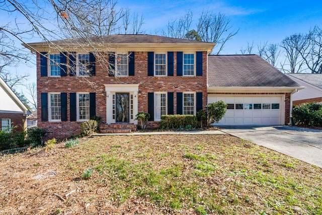 4337 Stilson Circle, Peachtree Corners, GA 30092 (MLS #6843709) :: Tonda Booker Real Estate Sales