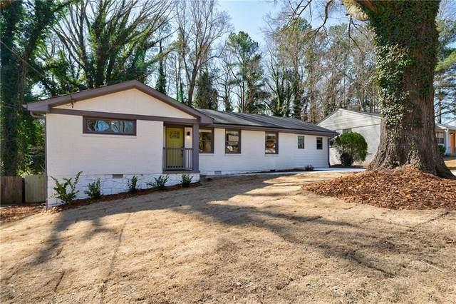 3261 Bobolink Drive, Decatur, GA 30032 (MLS #6843715) :: 515 Life Real Estate Company
