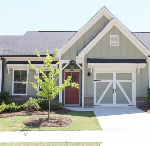 4515 Rutledge Drive #71, Oakwood, GA 30566 (MLS #6843727) :: The Cowan Connection Team