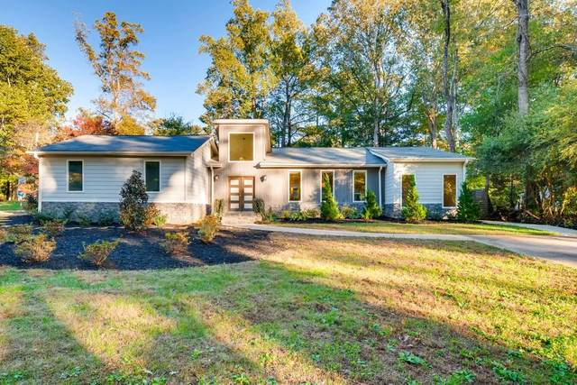 6445 Long Island Drive NE, Atlanta, GA 30328 (MLS #6843753) :: The Realty Queen & Team
