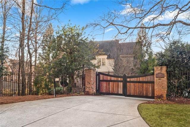 15 Glen Oaks Drive, Atlanta, GA 30327 (MLS #6843755) :: Thomas Ramon Realty