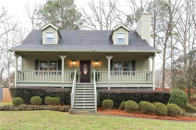 4475 S Springwood Drive SW, Smyrna, GA 30082 (MLS #6843767) :: Path & Post Real Estate