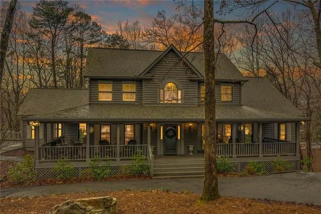 2560 Quail Cove Drive, Big Canoe, GA 30143 (MLS #6843771) :: North Atlanta Home Team