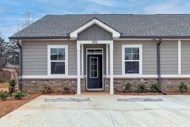 200 Citizens Square Road NW #301, Dallas, GA 30157 (MLS #6843779) :: Kennesaw Life Real Estate