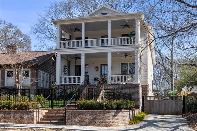 1079 N Highland Avenue NE, Atlanta, GA 30306 (MLS #6843798) :: The Realty Queen & Team