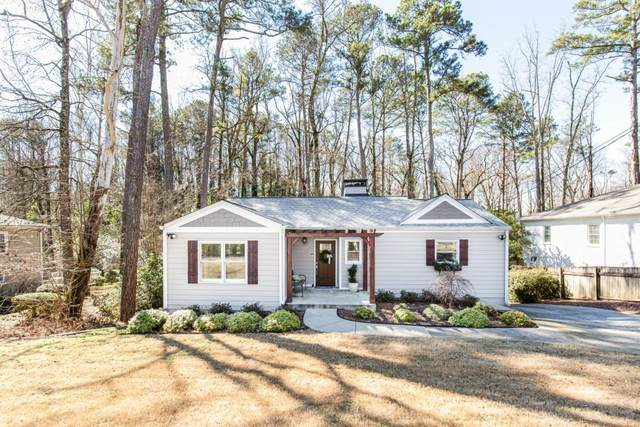 1403 Lavista Road, Atlanta, GA 30324 (MLS #6843802) :: City Lights Team | Compass