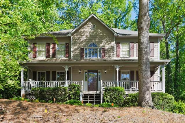 4146 Country Manor Court NE, Woodstock, GA 30188 (MLS #6843832) :: North Atlanta Home Team