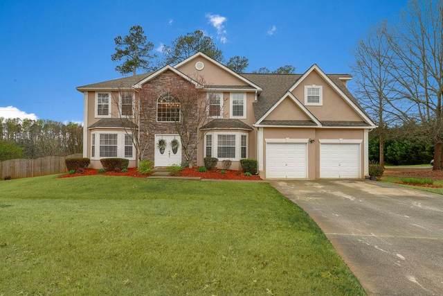 5744 Crystal Springs Way, Powder Springs, GA 30127 (MLS #6843851) :: North Atlanta Home Team
