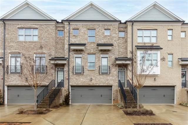 1583 Cambridge Place, Marietta, GA 30062 (MLS #6843855) :: Path & Post Real Estate