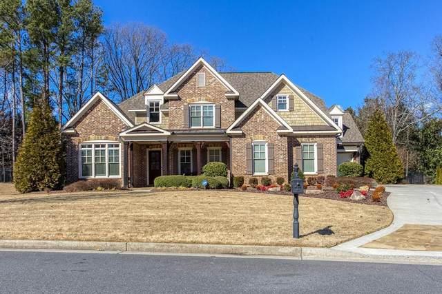 2363 Tayside Crossing NW, Kennesaw, GA 30152 (MLS #6843862) :: North Atlanta Home Team