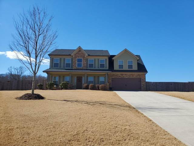 107 Lake Point Court, Jefferson, GA 30549 (MLS #6843875) :: The Realty Queen & Team
