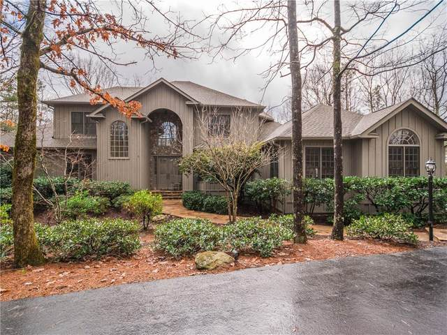 125 Kilmartin Point, Big Canoe, GA 30143 (MLS #6843909) :: 515 Life Real Estate Company