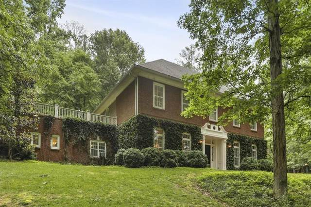 221 Old Hickory Road, Woodstock, GA 30188 (MLS #6843925) :: Path & Post Real Estate