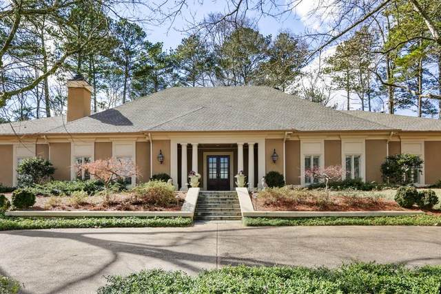 720 Atlanta Country Club Drive SE, Marietta, GA 30067 (MLS #6843931) :: Thomas Ramon Realty