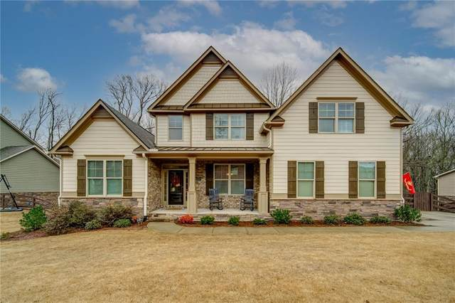 8710 Hightower Ridge, Ball Ground, GA 30107 (MLS #6843932) :: 515 Life Real Estate Company