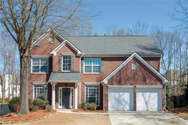 1086 Frog Leap Trail NW, Kennesaw, GA 30152 (MLS #6843943) :: North Atlanta Home Team