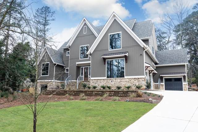 4886 Lake Forrest Drive, Atlanta, GA 30342 (MLS #6843950) :: Scott Fine Homes at Keller Williams First Atlanta