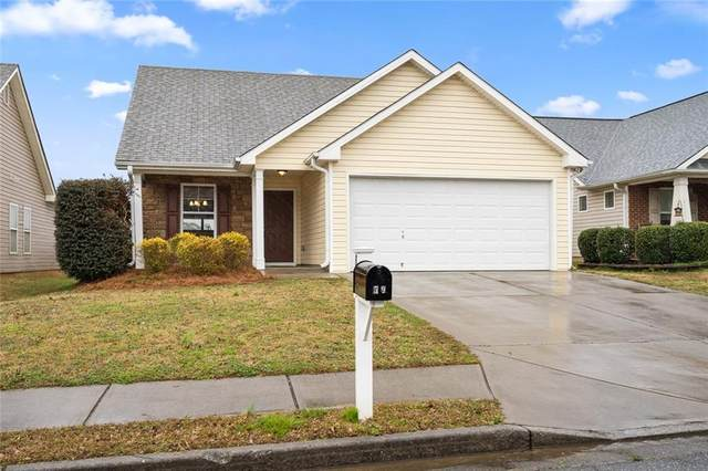 59 Oakbrook Drive SW, Cartersville, GA 30120 (MLS #6843958) :: North Atlanta Home Team