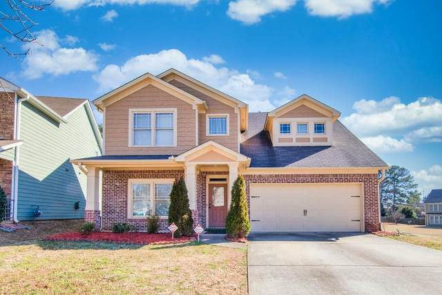 1793 Thomas Pointe Trace, Lawrenceville, GA 30043 (MLS #6843975) :: The Zac Team @ RE/MAX Metro Atlanta