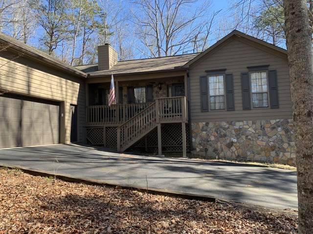 190 Red Coat Pass, Big Canoe, GA 30143 (MLS #6843977) :: 515 Life Real Estate Company