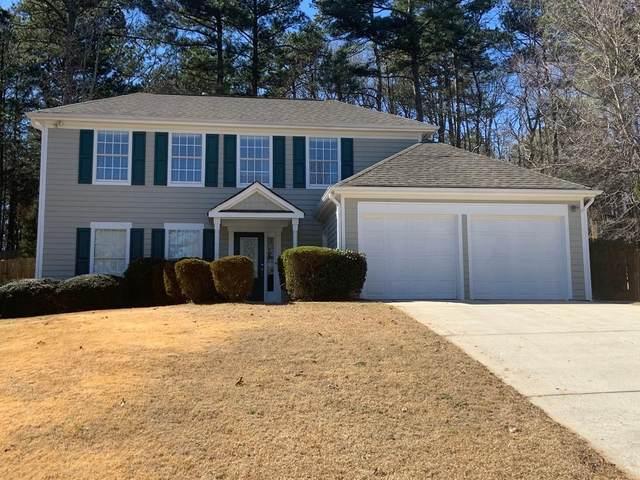215 Douglas Fir Court, Johns Creek, GA 30022 (MLS #6843982) :: The Kroupa Team | Berkshire Hathaway HomeServices Georgia Properties