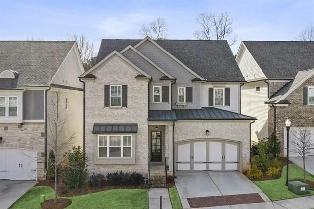 1182 Hannaford Lane, Johns Creek, GA 30097 (MLS #6844010) :: The Kroupa Team | Berkshire Hathaway HomeServices Georgia Properties