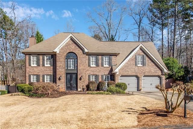 4196 Parish Drive, Marietta, GA 30066 (MLS #6844011) :: Charlie Ballard Real Estate