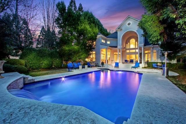 3962 Wieuca Road NE, Atlanta, GA 30342 (MLS #6844012) :: Tonda Booker Real Estate Sales