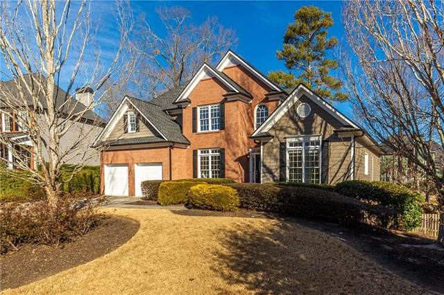 3448 Highland Forge Trail, Dacula, GA 30019 (MLS #6844017) :: Path & Post Real Estate