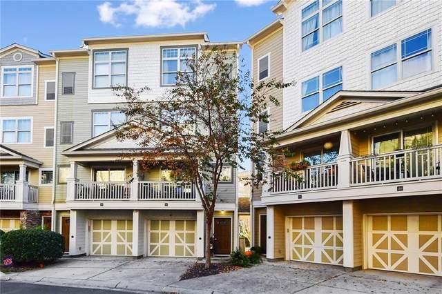 220 Semel Circle NW #132, Atlanta, GA 30309 (MLS #6844025) :: Good Living Real Estate