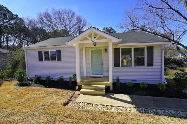 663 Mary Lane, Marietta, GA 30062 (MLS #6844065) :: North Atlanta Home Team