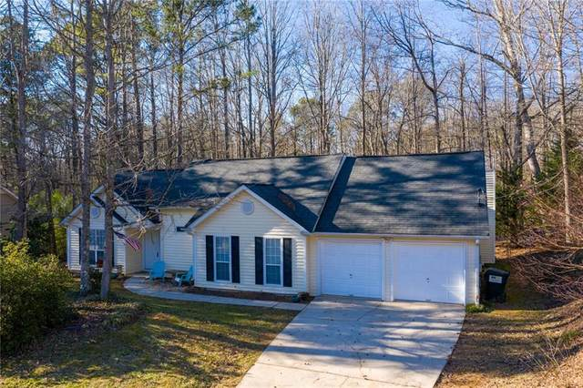 122 Spring Creek Court, Canton, GA 30115 (MLS #6844067) :: The Realty Queen & Team