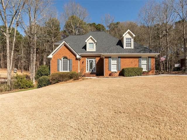 842 Ivy Ridge Drive, Loganville, GA 30052 (MLS #6844080) :: North Atlanta Home Team