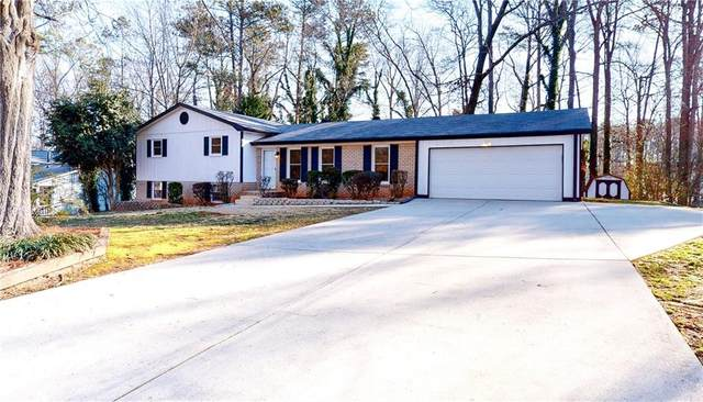 3360 Vandiver Drive, Marietta, GA 30066 (MLS #6844089) :: Path & Post Real Estate