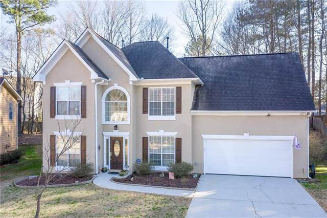 2390 Compton Place, Suwanee, GA 30024 (MLS #6844093) :: North Atlanta Home Team