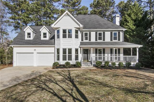 20 Abbey Lane, Dallas, GA 30157 (MLS #6844102) :: North Atlanta Home Team