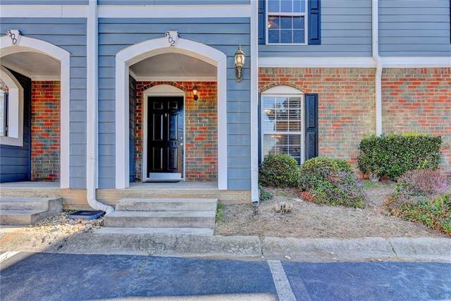 302 Summer Place #302, Norcross, GA 30071 (MLS #6844114) :: Path & Post Real Estate