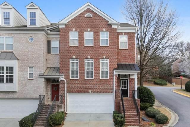 202 Aldridge Place, Smyrna, GA 30082 (MLS #6844122) :: North Atlanta Home Team