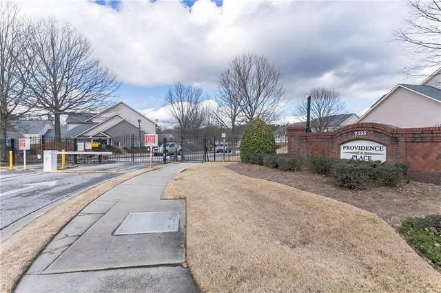 2555 Flat Shoals Road #3303, Atlanta, GA 30349 (MLS #6844134) :: North Atlanta Home Team