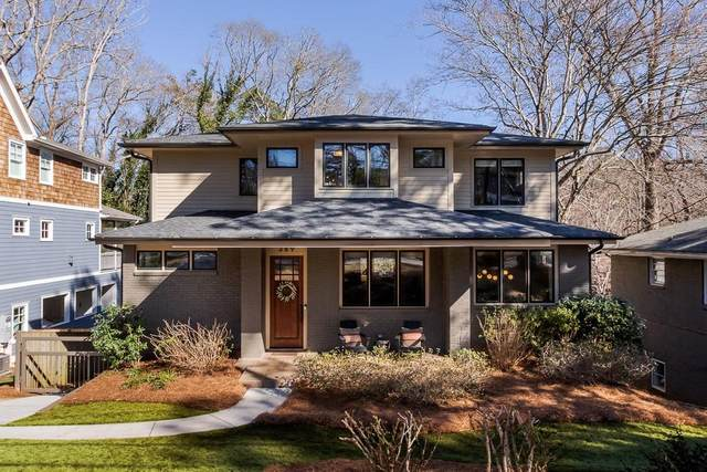 369 Mimosa Drive, Decatur, GA 30030 (MLS #6844149) :: Path & Post Real Estate
