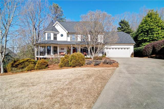 4537 Forest Peak Circle, Marietta, GA 30066 (MLS #6844151) :: Thomas Ramon Realty