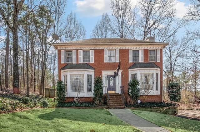 4531 Reva Drive NE, Marietta, GA 30066 (MLS #6844167) :: Path & Post Real Estate