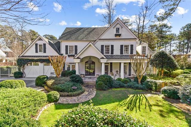4309 Lakehaven Drive NE, Atlanta, GA 30319 (MLS #6844175) :: Scott Fine Homes at Keller Williams First Atlanta