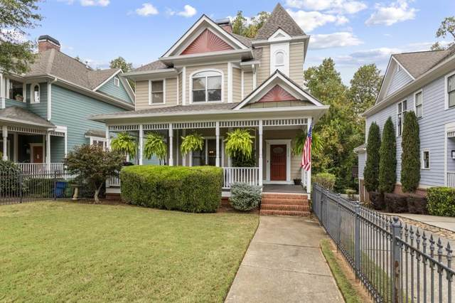 1218 North Avenue NE, Atlanta, GA 30307 (MLS #6844187) :: The Zac Team @ RE/MAX Metro Atlanta