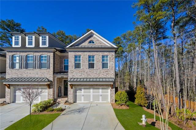 5024 Towneship Creek Road, Roswell, GA 30075 (MLS #6844191) :: The Cowan Connection Team